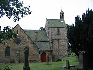 Strathbrock kirk, on the north side of Uphall