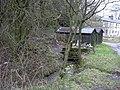 Stream at Lee Road - geograph.org.uk - 684474.jpg