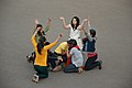 Street Play Rehearsal - Spring Fest - Indian Institute of Technology - Kharagpur - West Midnapore 2015-01-24 5068.JPG