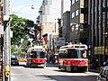 Streetcar on Queen, near Victoria, 2016 07 16 (6).JPG - panoramio.jpg