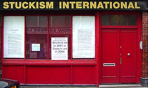 Stuckism - Stuckism International Gallery