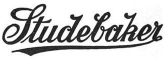 Studebaker - 1917 Studebaker logo