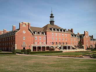 Students' union - A students' union building at Oklahoma State University, which doubles as a student activity center.