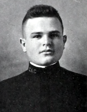 Stumpy Banks - Banks at Clemson in 1918