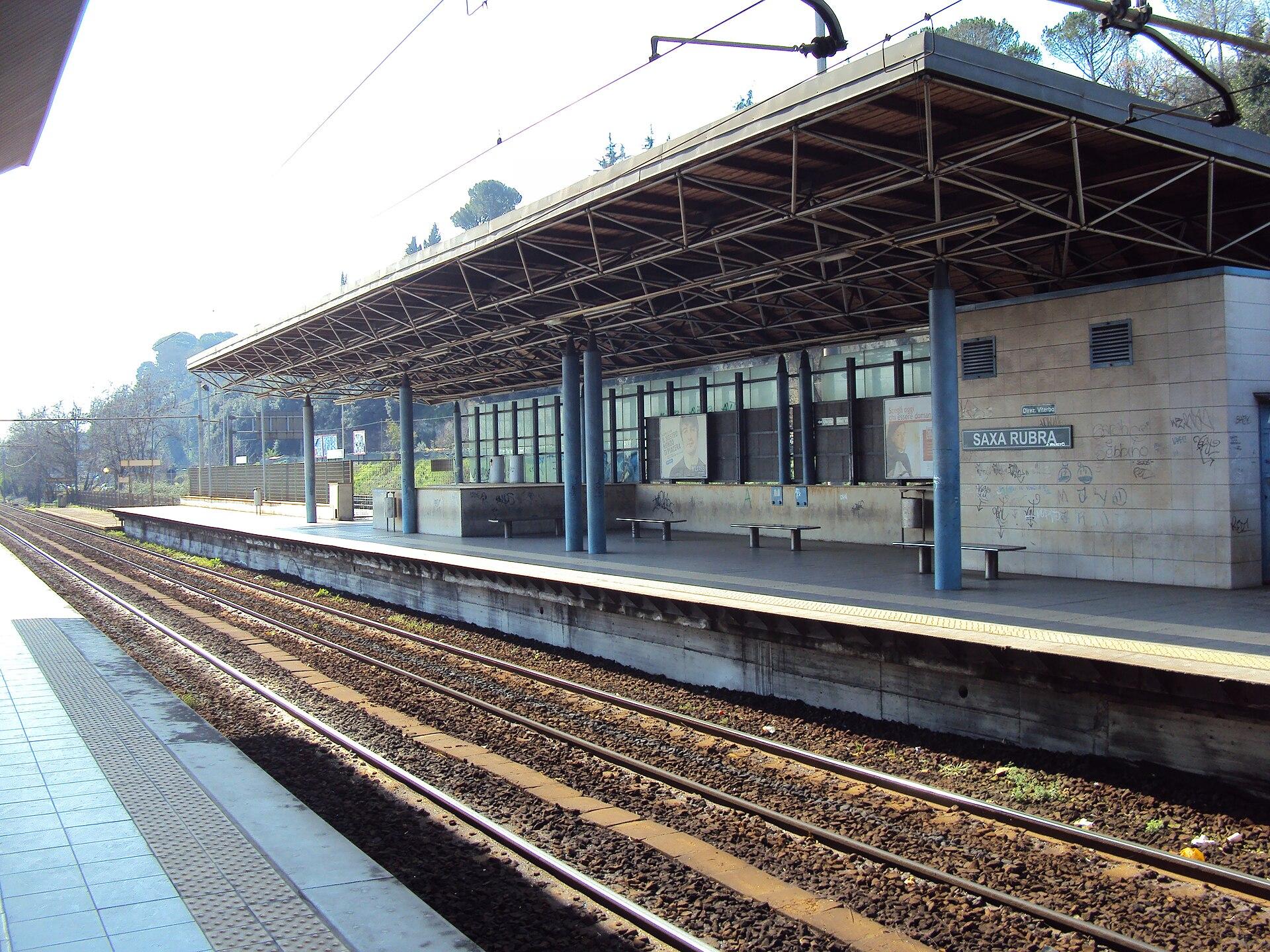 Stazione di saxa rubra wikipedia - Autobus prima porta ...