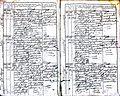 Subačiaus RKB 1827-1830 krikšto metrikų knyga 038.jpg