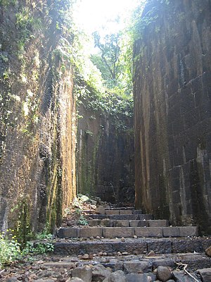 Sudhagad - Sudhagad main entrance