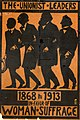 Suffrage campaigning- The Unionist Leaders 1868-1913 in favour of Woman Suffrage c.1913 (22473413344).jpg