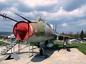 Sukhoi Su-22M-4 'Fitter-K' - 678 - East-German Air Force pic2.JPG
