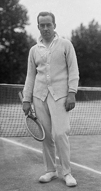 Sune Malmström - Malmström in 1922