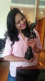Sunitha Upadrashta Indian playback singer