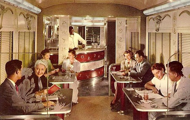 "Interior of the ""Pride of Texas"" lounge car. Sunset Limited Pride of Texas lounge car.JPG"