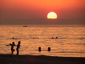 Avşa - Sunset in Avşa island