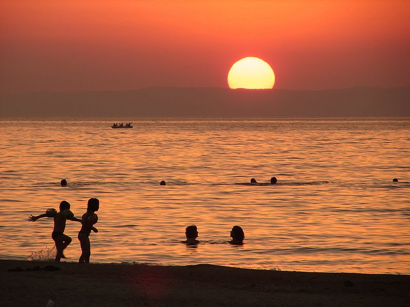 Файл:Sunset at Avşa Island, Turkey.jpg