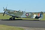 "Supermarine Spitfire HF.IXc 'RR232' ""City of Exeter"" (G-BRSF) (29536961311).jpg"