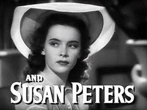 Peters, Susan (1921-1952)