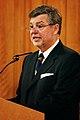 Sveriges talman Bjorn von Sydow talar vid oppnandet av Nordiska radets session i Stockholm.jpg