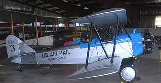 Swallow Airplane Company - Swallow OX-5