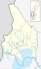Sweden Värmland Location map 2.png