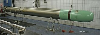 Torped 613 - Image: Swedish Navy Torped 613