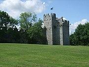 Swords Castle, County Dublin - geograph.org.uk - 1449377