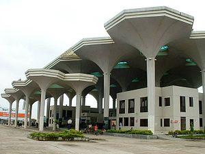 Sylhet Division - Sylhet Railway station