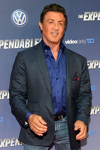 Sylvester Stallone - Stallone in August 2014