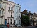 Sylvia Pankhurst's house, Cheyne Walk - geograph.org.uk - 263337.jpg