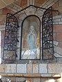 Szabadtéri oltár, Lourdes Mária-szobor másolata, 2017 Máriaremete.jpg