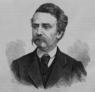 Gyula Szapáry - Szapáry in 1873