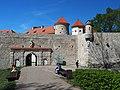 Szlak Orlich Gniazd 0133 - zamek w Pieskowej Skale.jpg