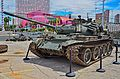 T-55 Medium Tank Main Battle Tank Battlefield Vegas (17340260435).jpg