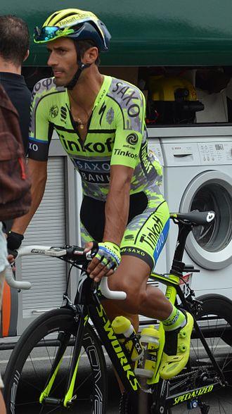 Daniele Bennati - Bennati at the 2015 Tour de France