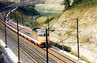 TGV original livery