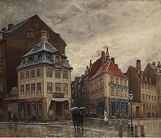 Peter Tom-Petersen - Image: T Petersen Square