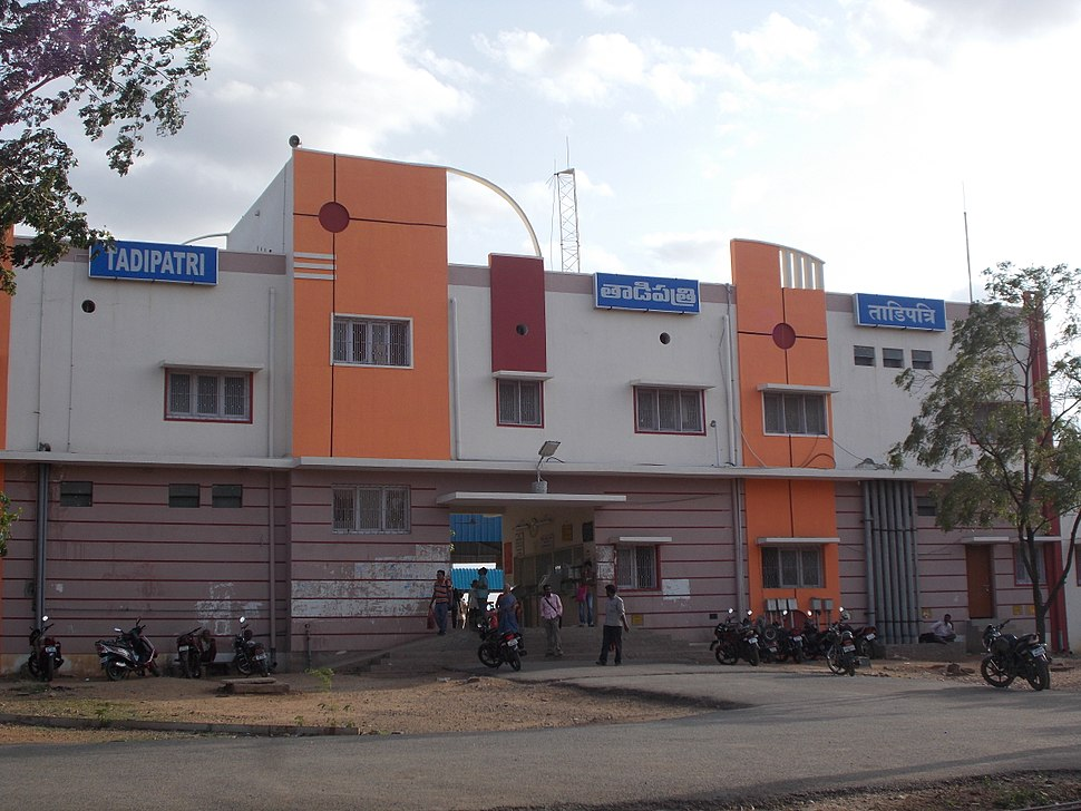 Guntakal railway division - Howling Pixel