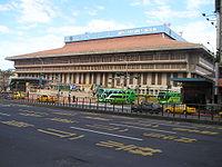 大台北地區交通樞紐—台北車站