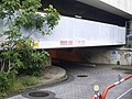 Takanawakyo Bv exit side on Shinkansen plate girder.jpg