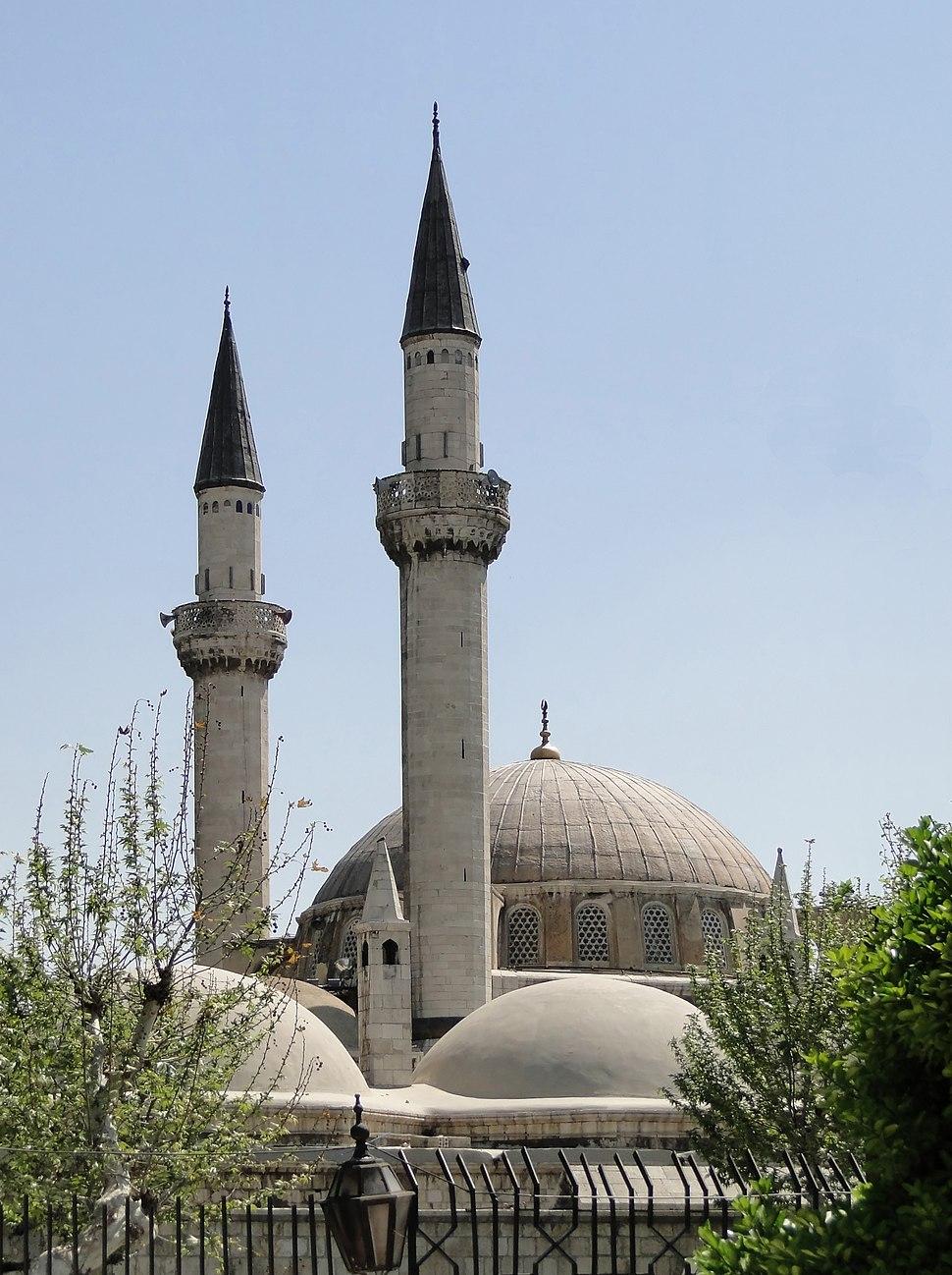 Takiyya as-Süleimaniyya Mosque 02