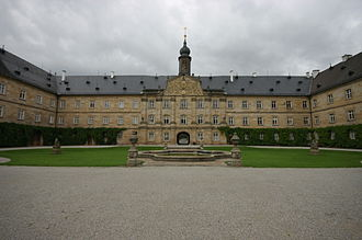 Imperial County of Ortenburg - Tambach Castle