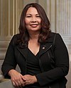 Tammy Duckworth, official portrait, 115th Congress (cropped)