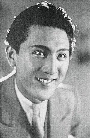 Haruo Tanaka - Haruo Tanaka in 1932