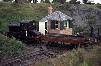 Tanfield Railway - Image: Tanfield Railway pic 14