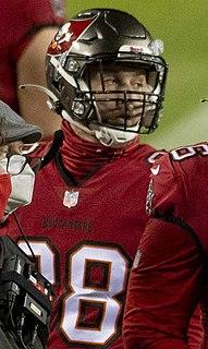 Tanner Hudson American football tight end