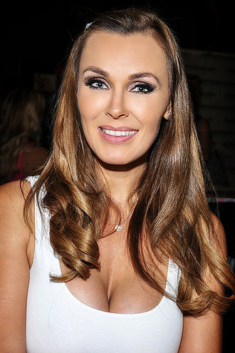 Tanya Tate - Tate at the 2015 Exxxotica Expo in Dallas, Texas on 9 August 2015
