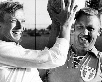 Staffan Tapper - Staffan and Börje Tapper