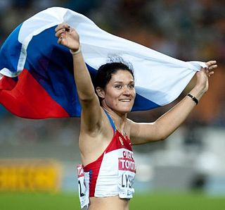 Tatyana Lysenko Russian hammer thrower
