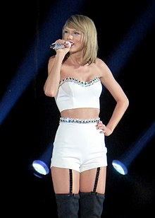 Taylor Swift  Tour Chicago Song List