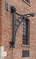Teagle on the northwest corner of Merseyside Maritime Museum.jpg