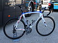 Team Sky bus & Bradley Wiggins Pinarello Dogma at 2012 Volta ao Algarve (cropped).jpg